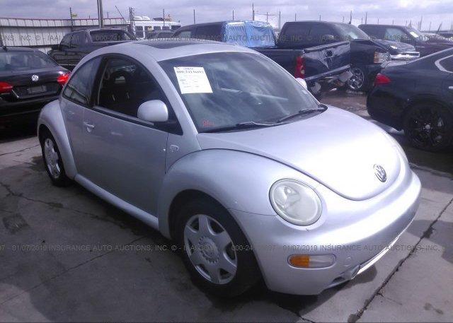 Inventory #426901712 2000 Volkswagen NEW BEETLE