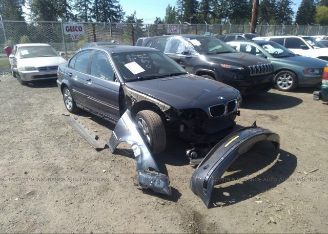 Inventory #102260308 2003 BMW 325