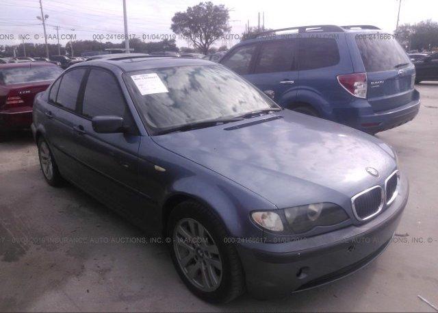 Inventory #741225466 2002 BMW 325