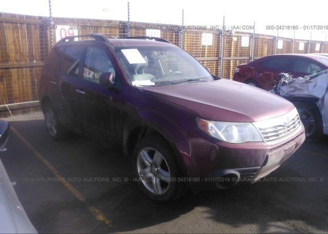 Inventory #519861132 2010 Subaru FORESTER