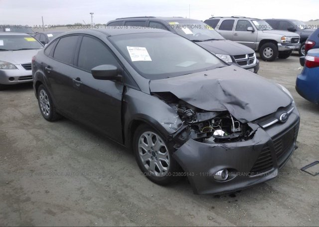 Inventory #559834915 2012 FORD FOCUS