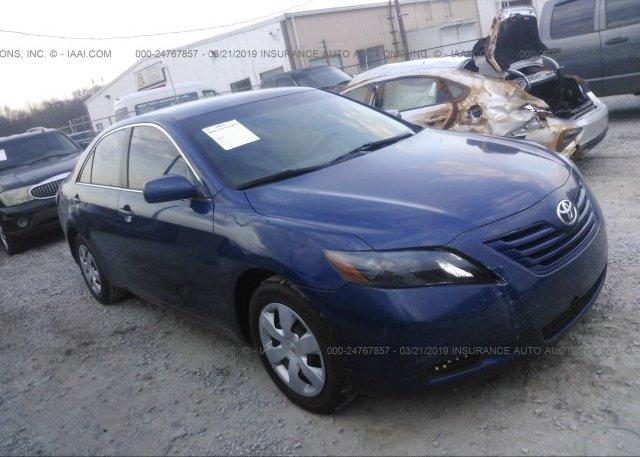 Inventory #877355235 2009 Toyota CAMRY