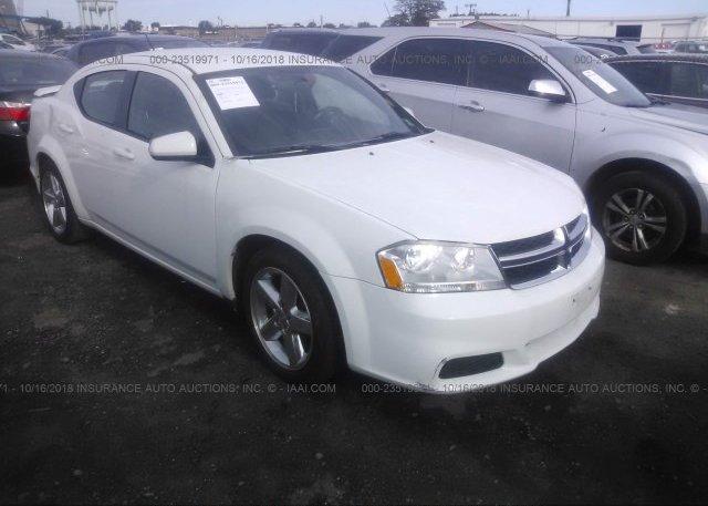Inventory #729803195 2011 Dodge AVENGER