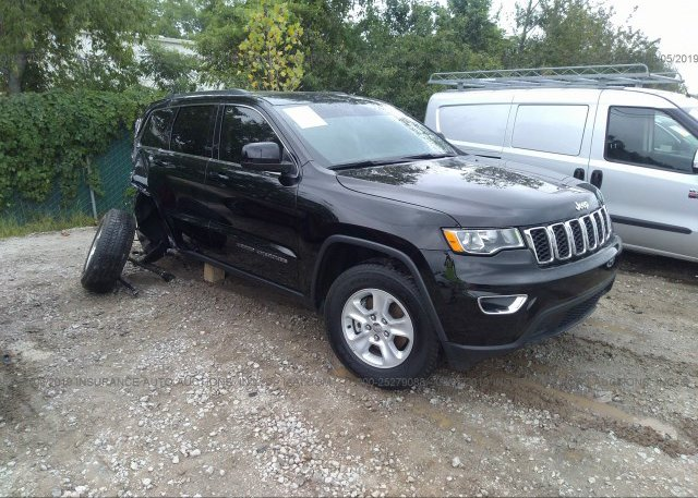Inventory #563260927 2017 JEEP GRAND CHEROKEE