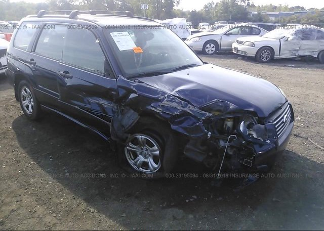 Inventory #437631526 2006 Subaru FORESTER