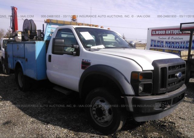 Inventory #311393790 2008 FORD F550