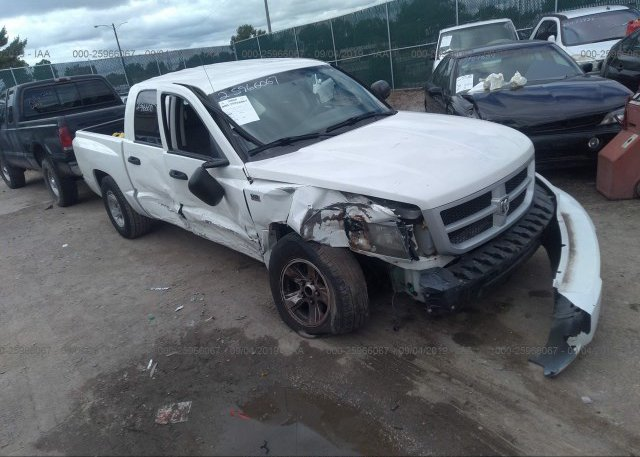 Inventory #822808493 2009 Dodge DAKOTA
