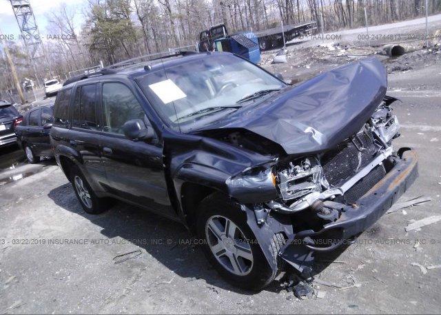 Inventory #226054464 2005 Chevrolet TRAILBLAZER