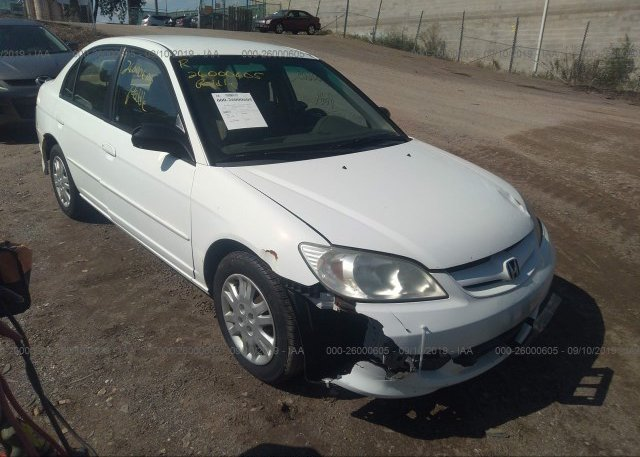 Inventory #409359605 2004 Honda CIVIC