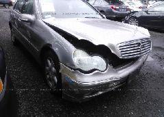 2004 Mercedes-benz C