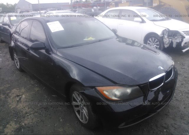 Inventory #887608339 2006 BMW 325