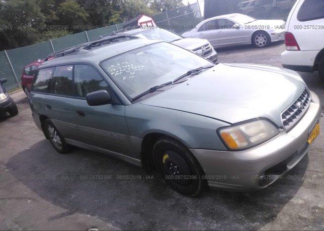 Inventory #392018549 2004 Subaru LEGACY