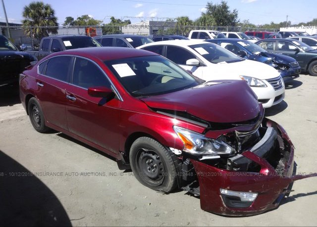 Inventory #222948614 2015 Nissan ALTIMA