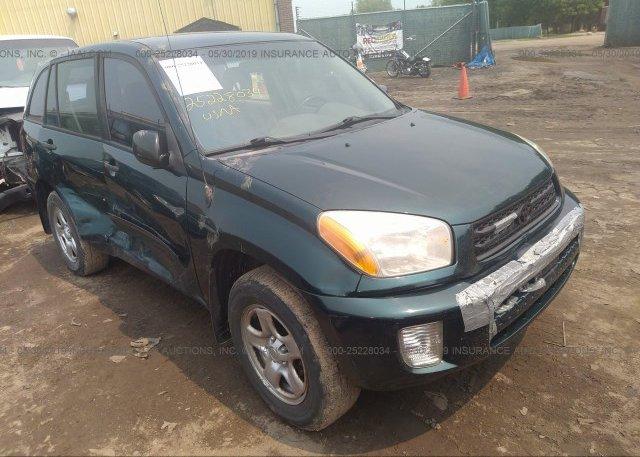 Inventory #659389696 2001 Toyota RAV4