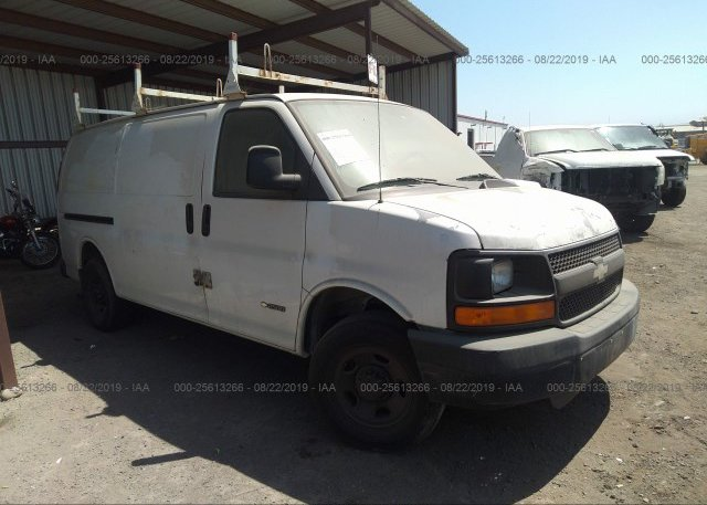Inventory #797953632 2006 Chevrolet EXPRESS G2500