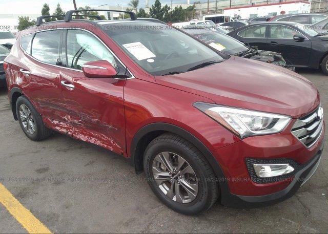Inventory #281936906 2015 Hyundai SANTA FE SPORT