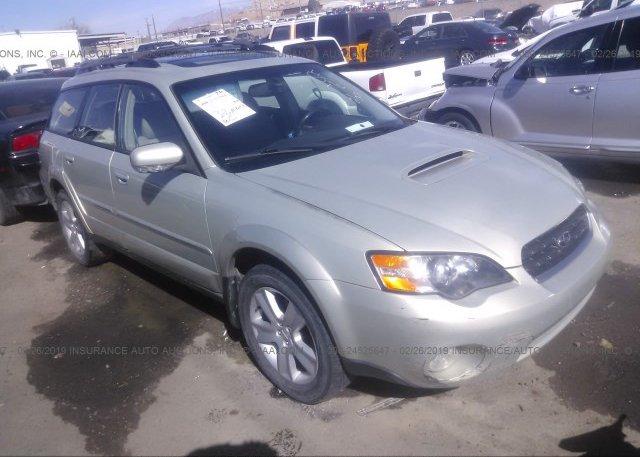 Inventory #526831711 2005 Subaru LEGACY