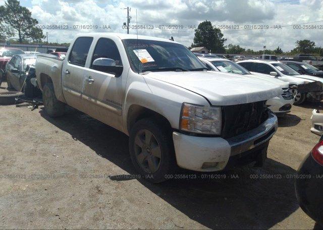 Inventory #447848521 2010 Chevrolet SILVERADO