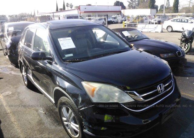 Inventory #834345070 2010 Honda CR-V