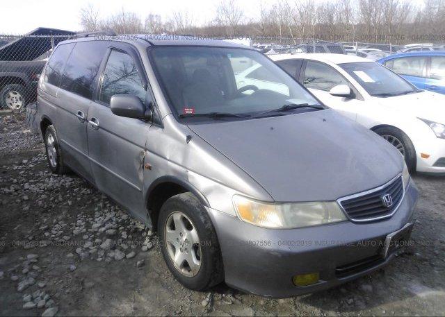 Inventory #987349649 2000 Honda ODYSSEY