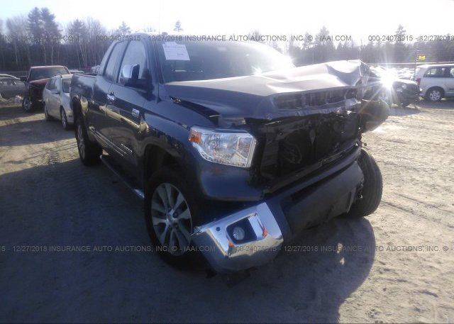 Inventory #753271853 2017 Toyota TUNDRA