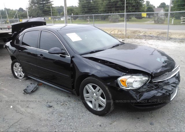 Inventory #189703696 2014 Chevrolet IMPALA LIMITED