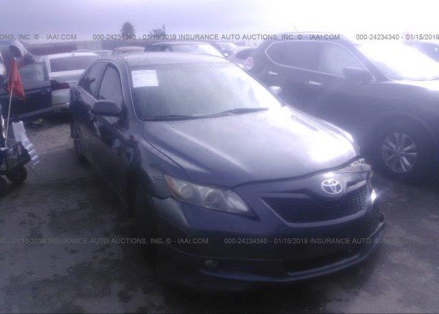 Inventory #488572313 2007 Toyota CAMRY NEW GENERAT