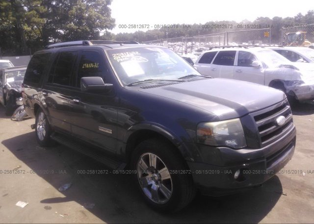 Inventory #554382532 2007 FORD EXPEDITION