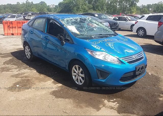 Inventory #135373161 2013 FORD FIESTA