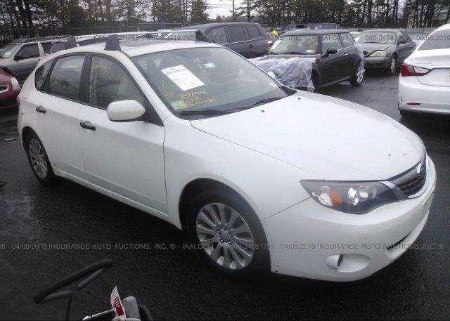 Inventory #676797425 2009 Subaru IMPREZA
