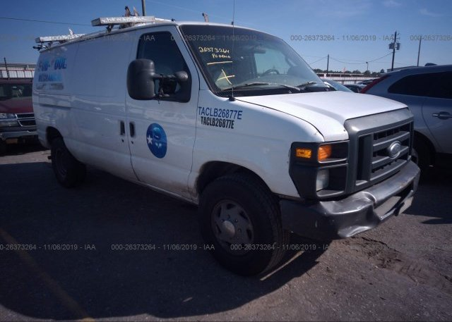 Inventory #502920722 2008 FORD ECONOLINE
