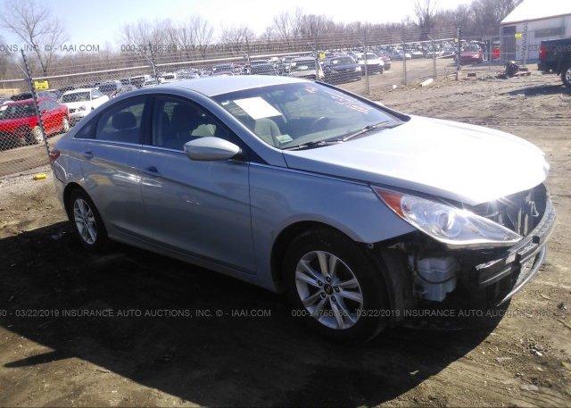 Inventory #832833441 2011 Hyundai SONATA