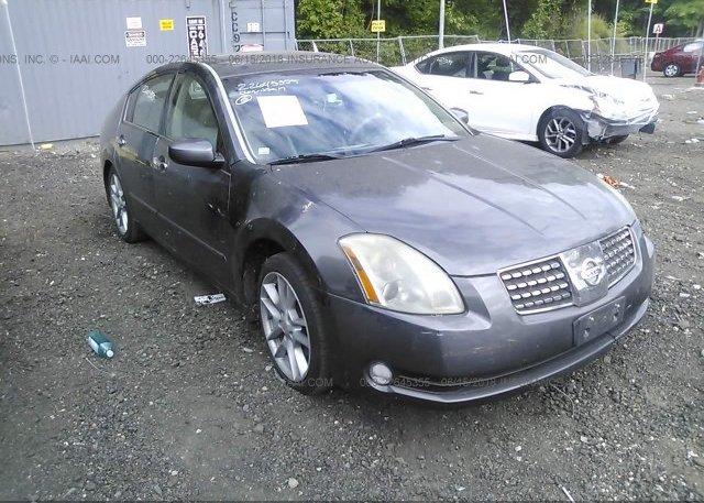 Inventory #241240111 2006 Nissan MAXIMA