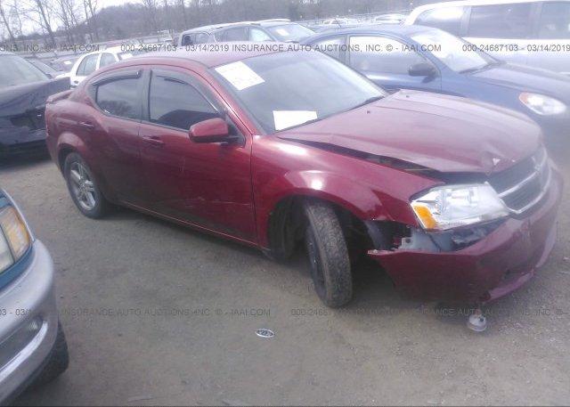 Inventory #515460877 2010 Dodge AVENGER