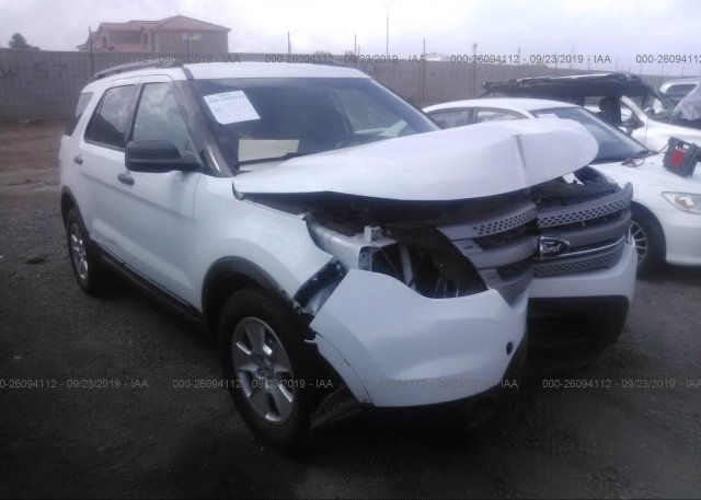Inventory #631068438 2013 FORD EXPLORER