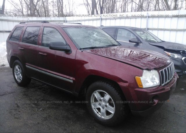 Inventory #391999363 2007 JEEP GRAND CHEROKEE