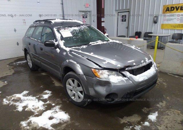 Inventory #795896274 2009 Subaru OUTBACK