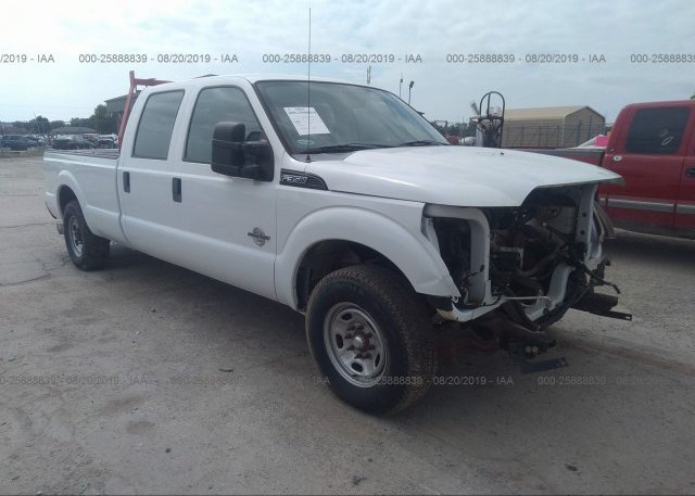 Inventory #603362844 2012 FORD F350