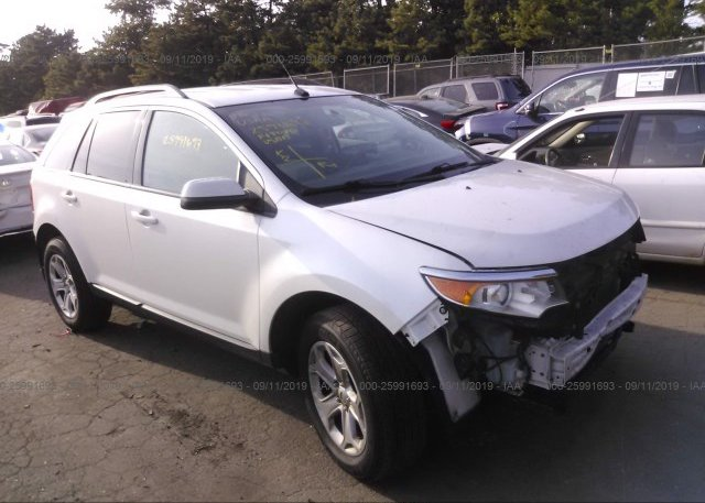 Inventory #349473811 2014 FORD EDGE