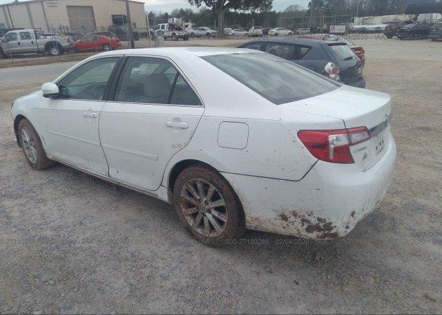 купить 2012 Toyota CAMRY 4T1BF1FK5CU519737