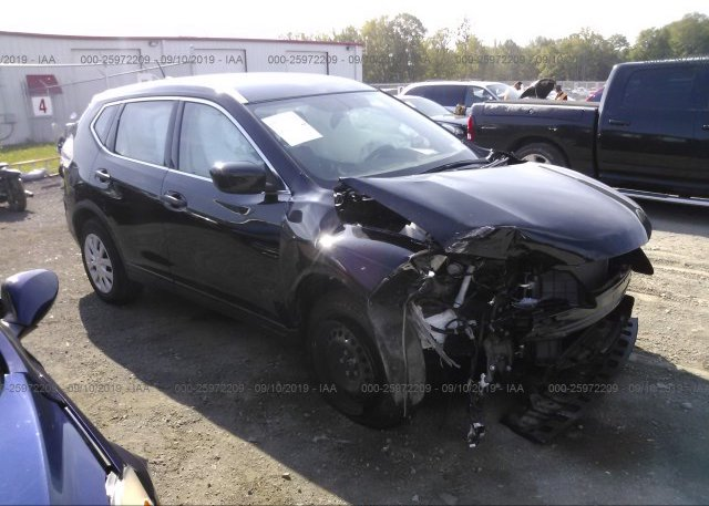 Inventory #653912118 2016 Nissan ROGUE