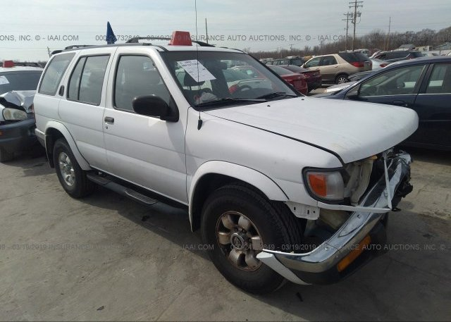 Inventory #384610488 1999 Nissan PATHFINDER