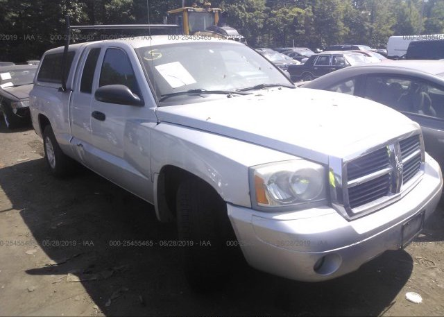 Inventory #566516001 2007 Dodge DAKOTA