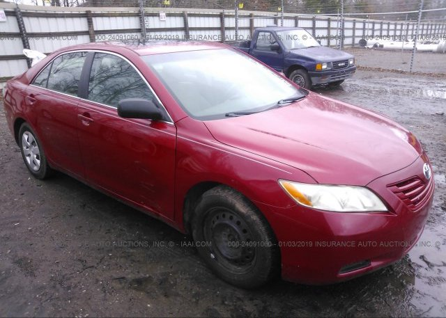 Inventory #151992500 2009 Toyota CAMRY