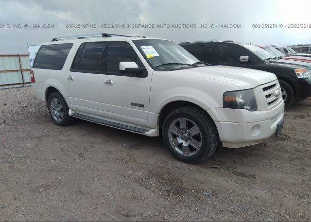 Inventory #830372100 2008 FORD EXPEDITION