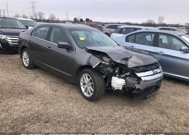 Inventory #851702339 2012 FORD FUSION
