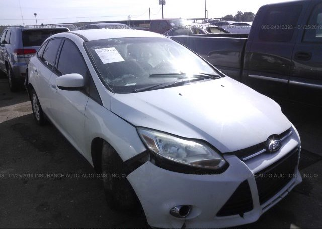 Inventory #130801021 2012 FORD FOCUS