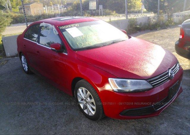 Inventory #825831638 2014 Volkswagen JETTA