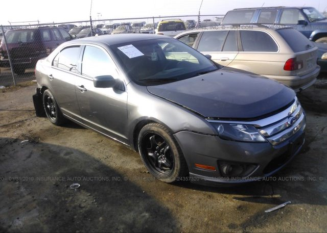 Inventory #795908399 2011 FORD FUSION