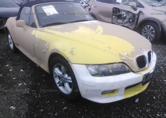 Inventory #330760209 2002 BMW Z3